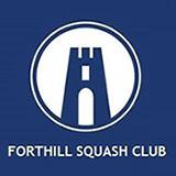 Forthill Squash Club Logo