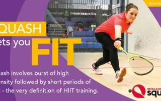 Squash to Keep Fit