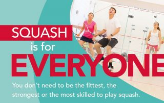 Squash for All