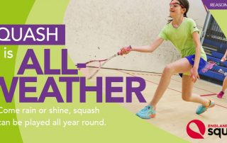 Squash in all Weather