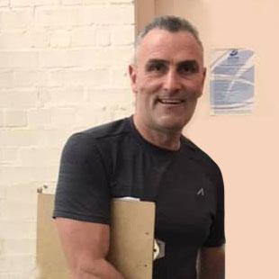 Club President Forthill Squash