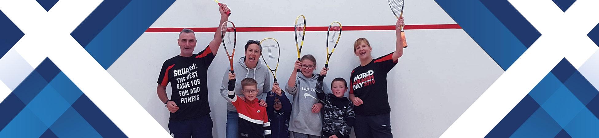 Dundee Squash Coaching