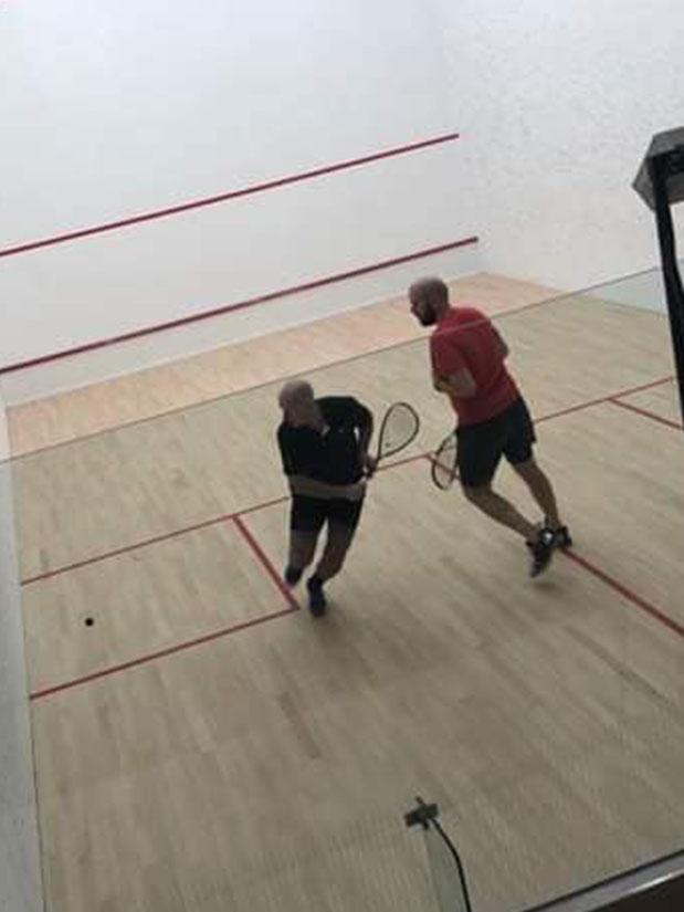 Squash Membership