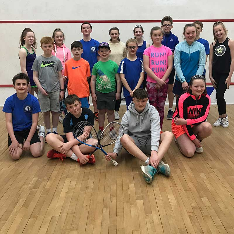 Junior Squash Coaching